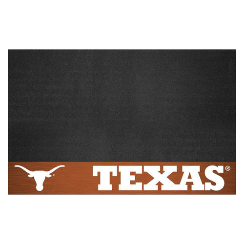 University of Texas Vinyl Grill Mat