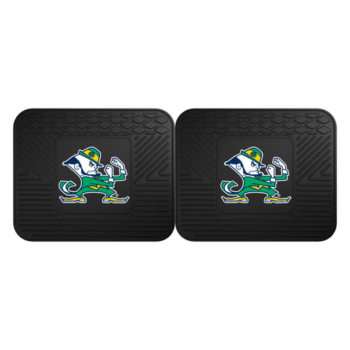University of Notre Dame Fighting Irish Utility Mat (2 pack)