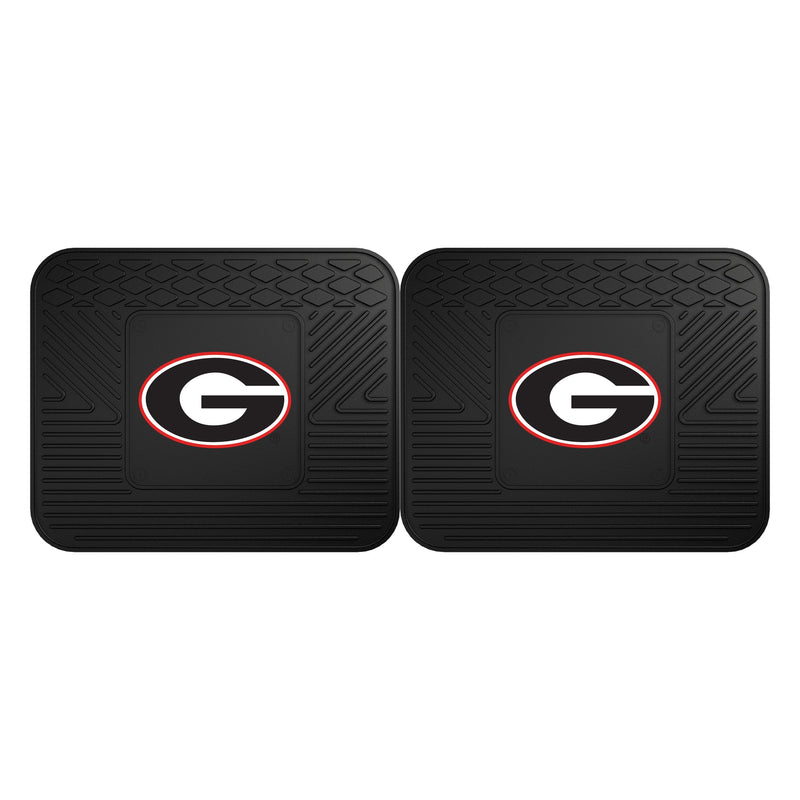 University Of Georgia Utility Mat (2 pack)