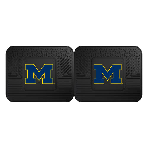 University Of Michigan Utility Mat (2 pack)