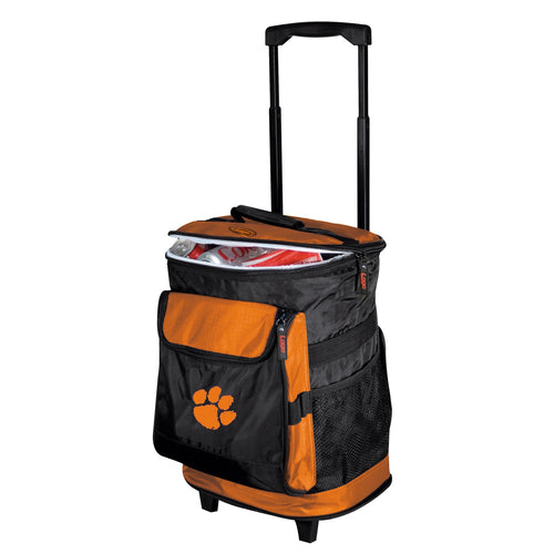 Clemson University Tigers Rolling Cooler