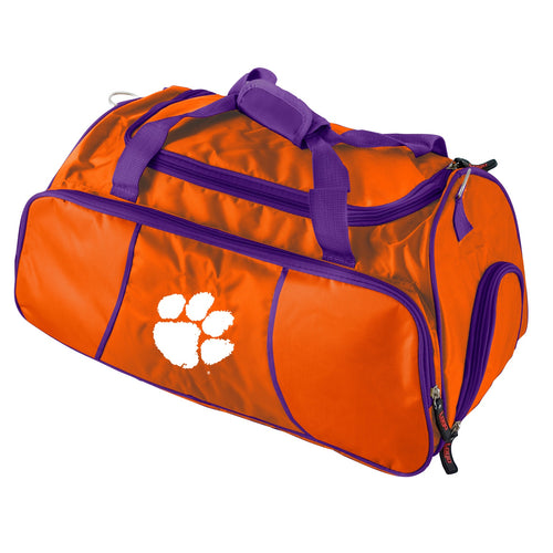 Clemson University Athletic Duffle Bag