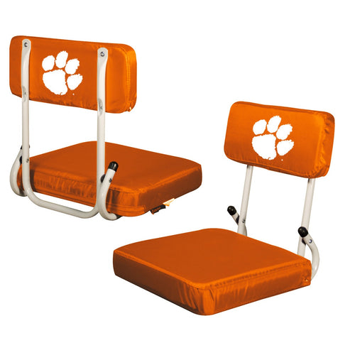 Clemson University Hard Back Stadium Chair