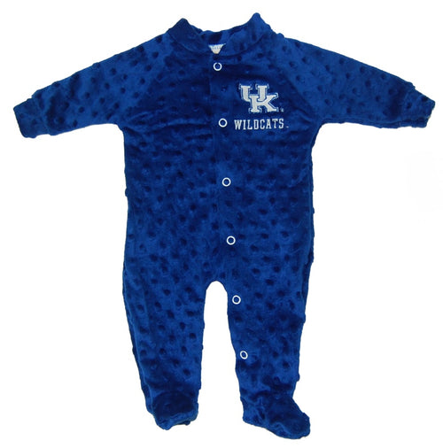 University of Kentucky Bunny Soft Footed Bodysuit