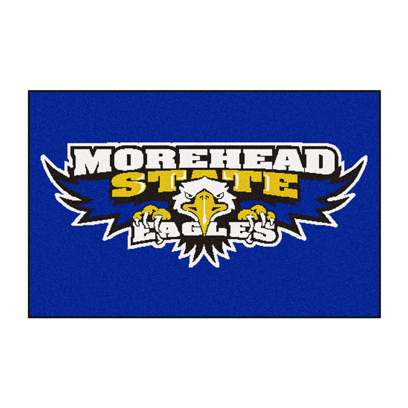 Morehead State University Logo Area Rug