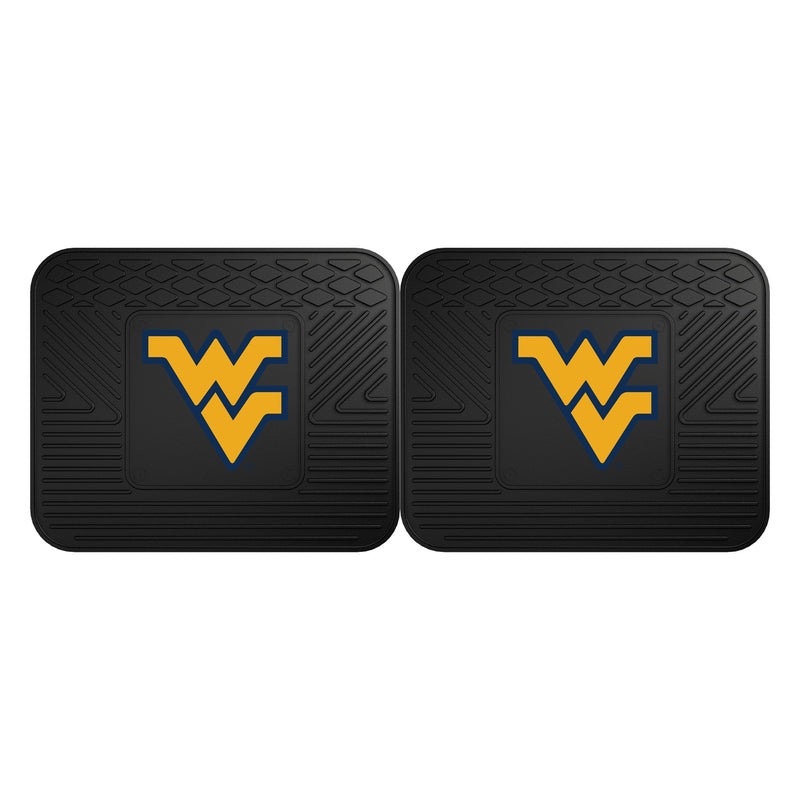 West Virginia University Utility Mat (2 pack)
