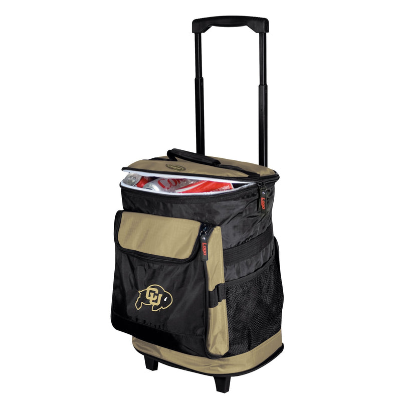 University of Colorado Buffaloes Rolling Cooler