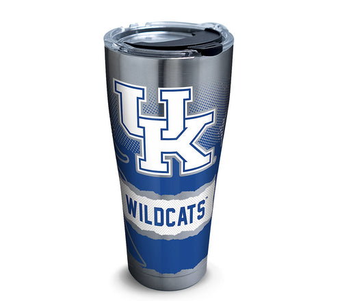 University of Kentucky Stainless Steel Knockout Tervis (30 oz.)