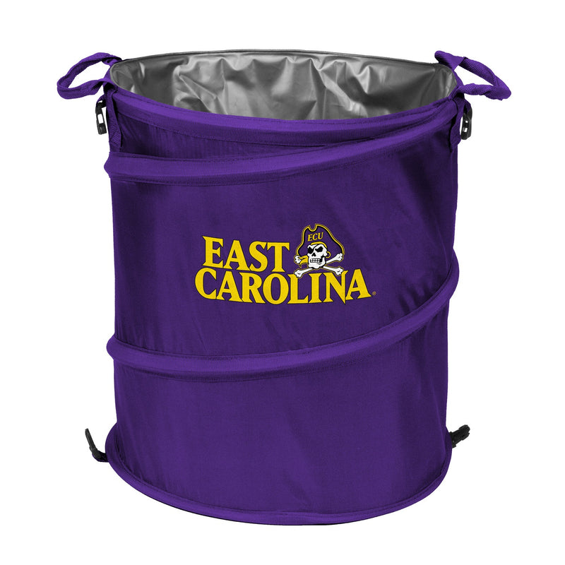 East Carolina University Collapsible 3-in-1