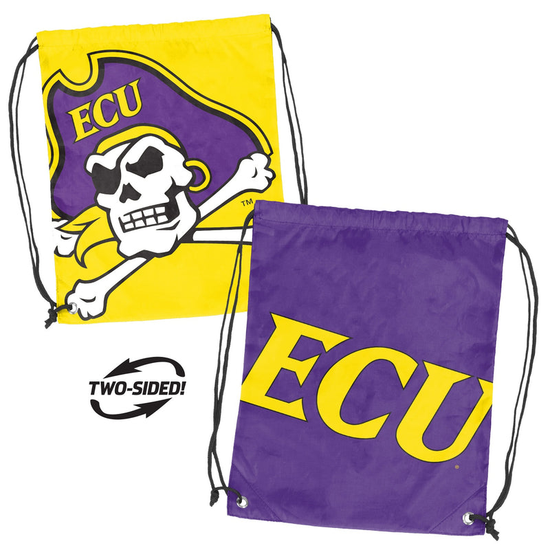 East Carolina University Doubleheader Backsack