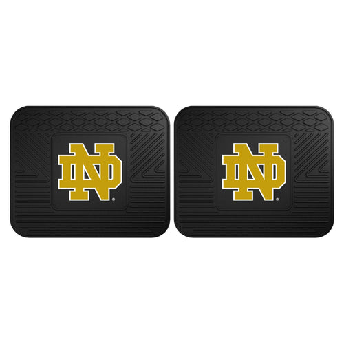 University of Notre Dame Utility Mat (2 pack)