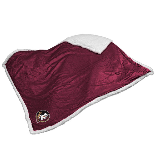 Florida State University Sherpa Throw