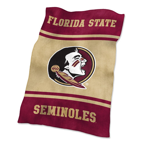 Florida State University Ultra Soft Blanket