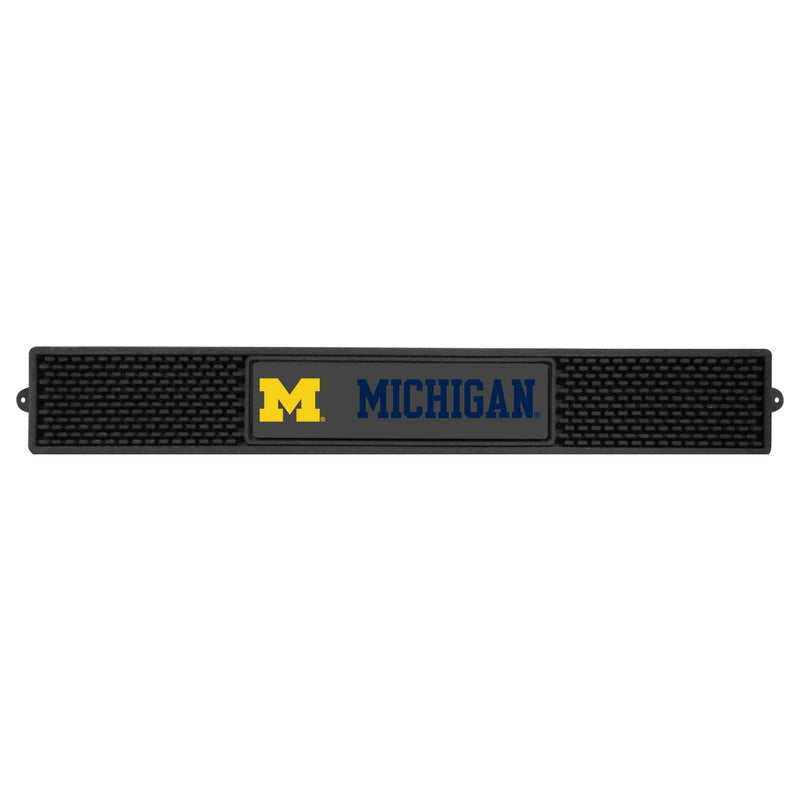 University of Michigan Drink Mat