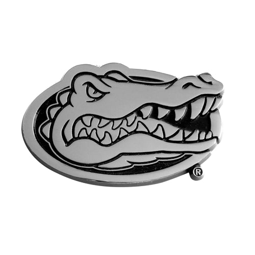 University of Florida Chrome Car Emblem