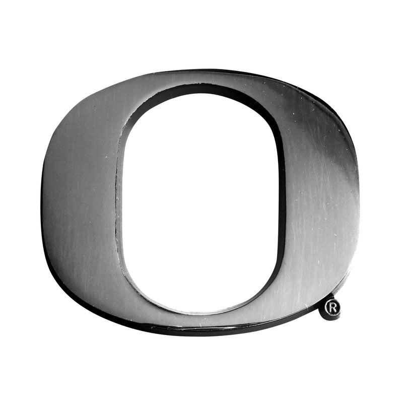 University of Oregon Chrome Car Emblem