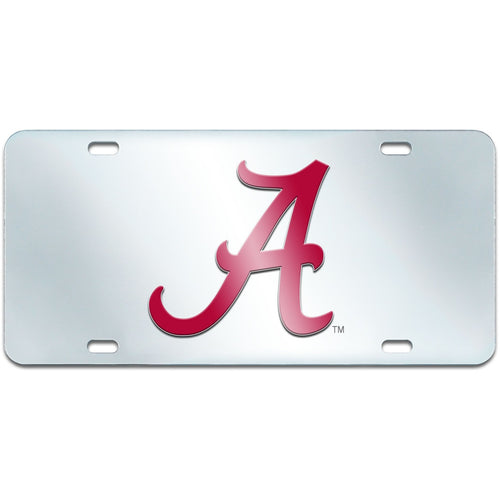 University of Alabama Inlaid License Plate