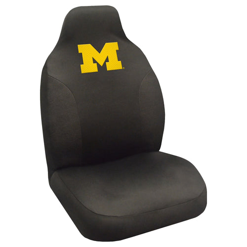 University of Michigan Seat Cover