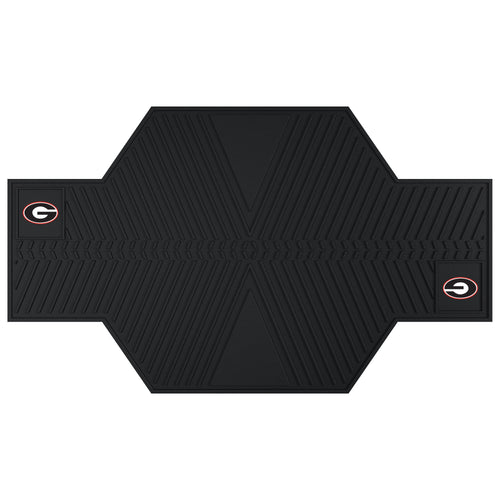 University of Georgia Motorcycle Garage Mat