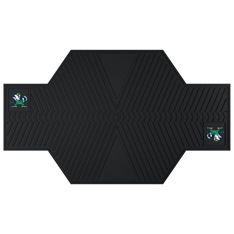 University of Notre Dame Motorcycle Garage Mat