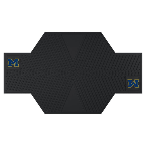 University of Michigan Motorcycle Garage Mat