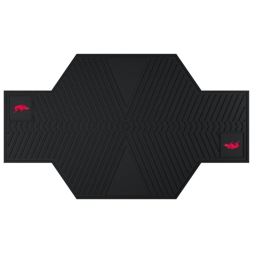 University of Arkansas Motorcycle Garage Mat