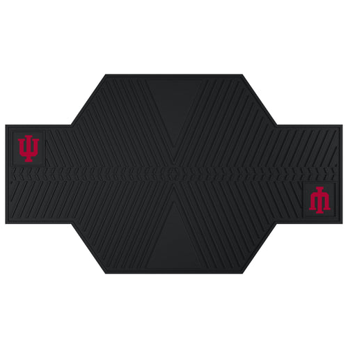 Indiana University Motorcycle Garage Mat