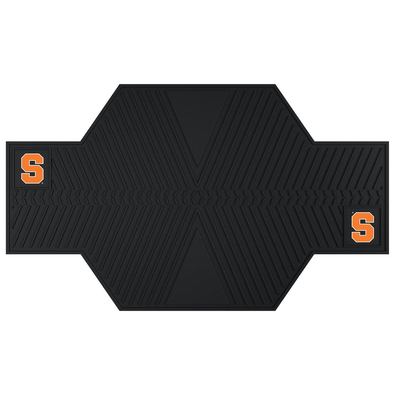 Syracuse University Motorcycle Garage Mat