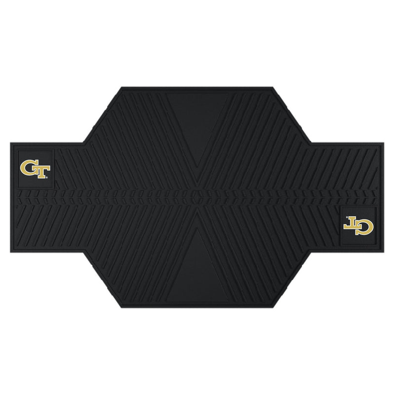 Georgia Tech University Motorcycle Garage Mat