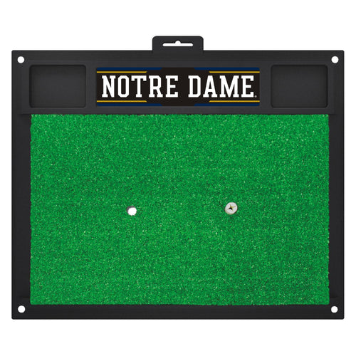 University of Notre Dame Golf Hitting Mat