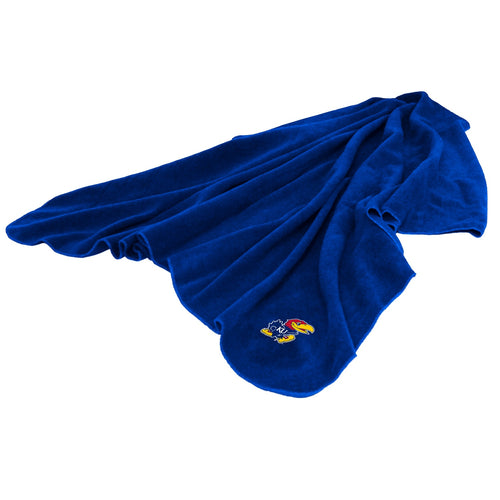 University of Kansas Huddle Blanket