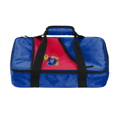 University of Kansas Casserole Caddy