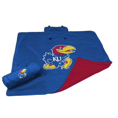 University of Kansas All Weather Blanket
