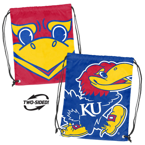 University of Kansas Doubleheader Backsack