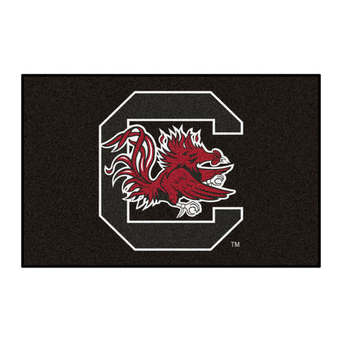 University of South Carolina Starter Rug