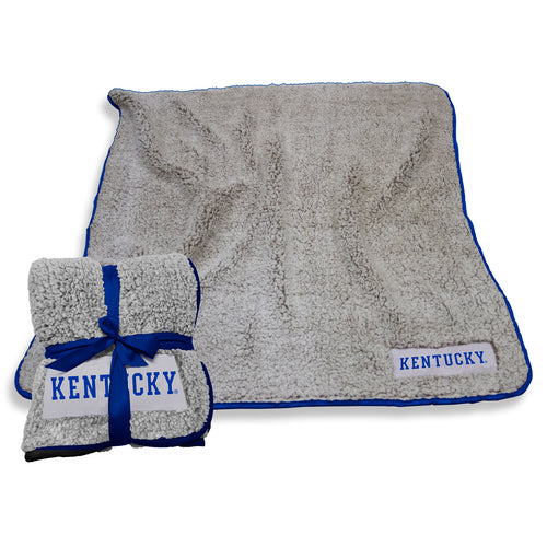 University of Kentucky Frosty Fleece Blanket