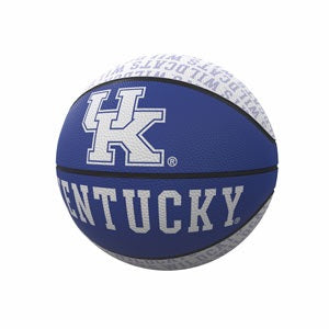 University of Kentucky Mini Rubber Basketball