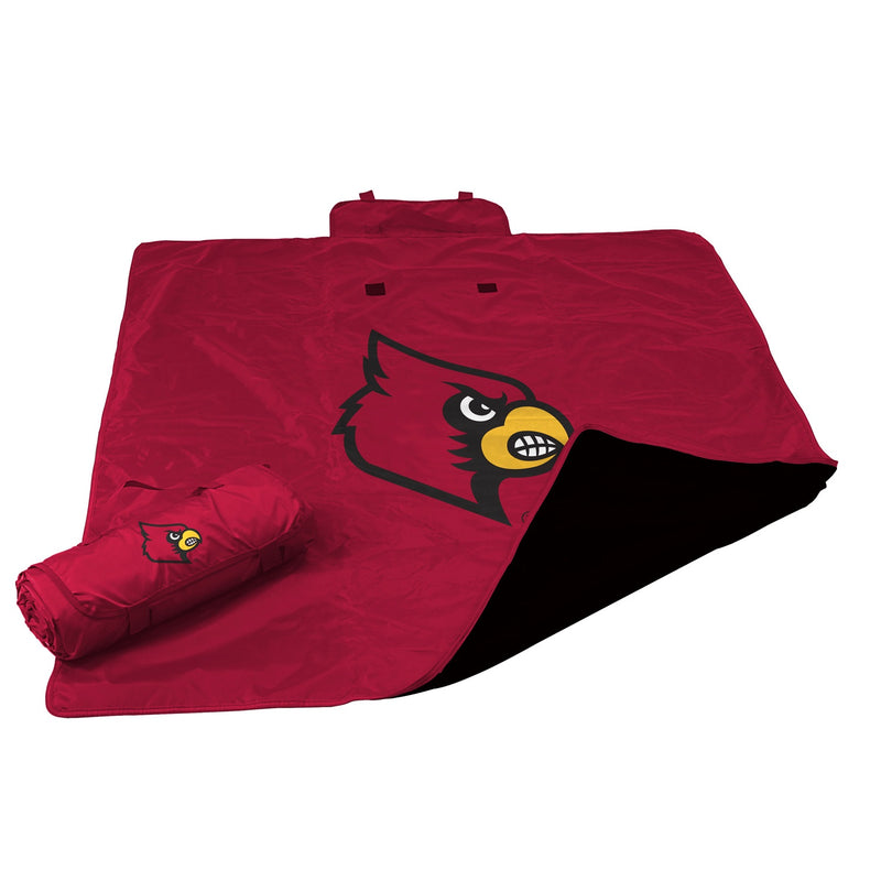 University of Louisville All Weather Blanket