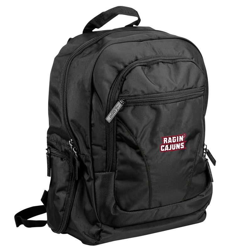 University of Louisiana at Lafayette Ragin' Cajuns Stealth Backpack