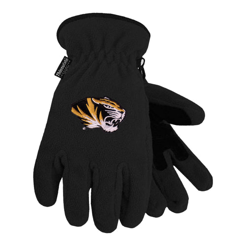 University of Missouri Heavy Weight Fleece Gloves