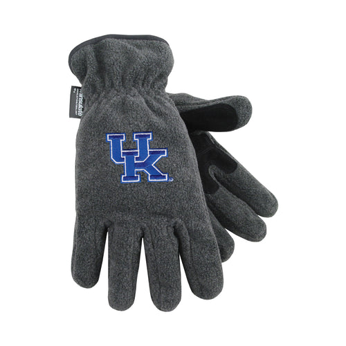University of Kentucky Heavy-Weight Fleece Gloves