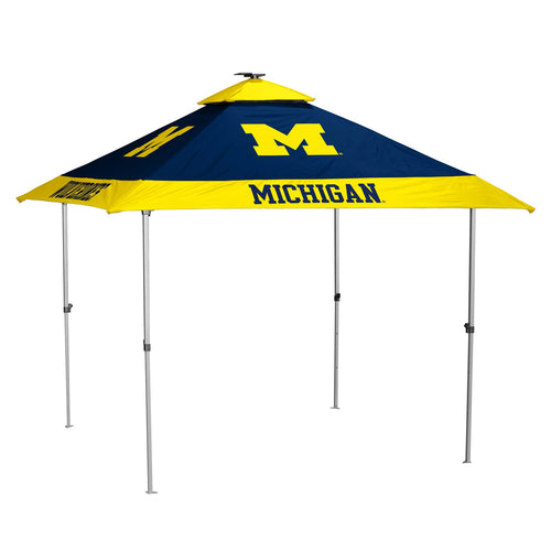 University of Michigan Pagoda Tent