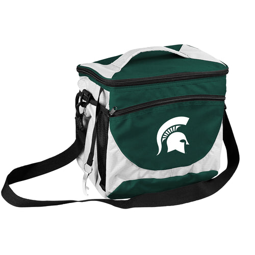 Michigan State University 24 Can Cooler