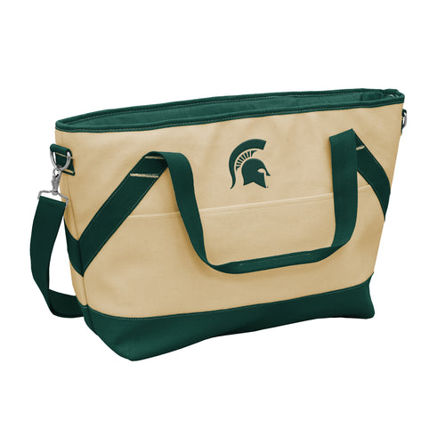 Michigan State University Brentwood Cooler Tote