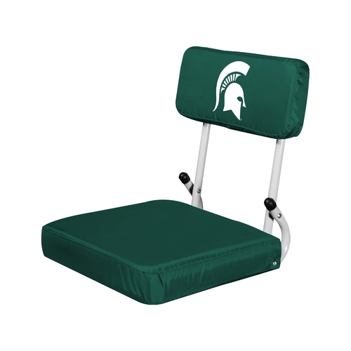 Michigan State University Hard Back Stadium Chair