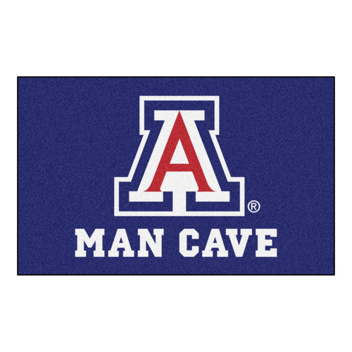 University of Arizona Man Cave Area Rug