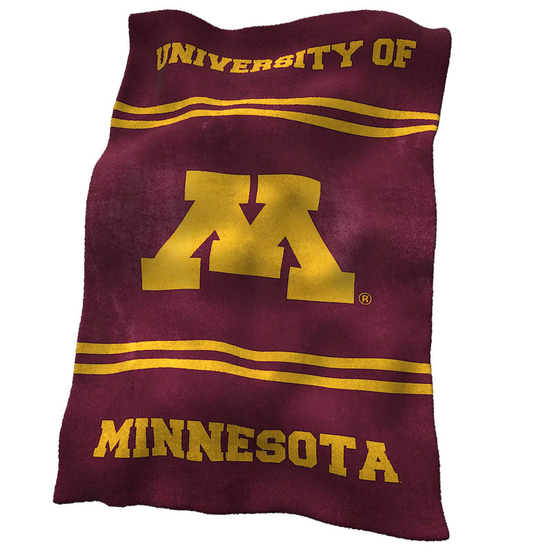 University of Minnesota Ultra Soft Blanket