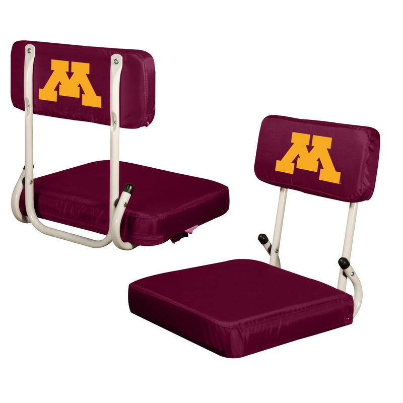 University of Minnesota Hard Back Stadium Chair