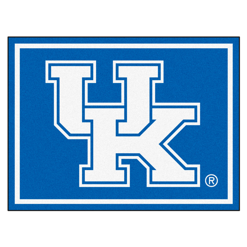 University of Kentucky Giant Logo Area Rug