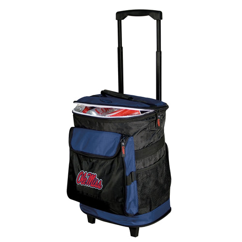 University of Mississippi Rebels Rolling Cooler